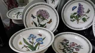 Portmeirion original plates