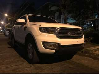 2017 Ford Everest Ambiente 2.2 4x2