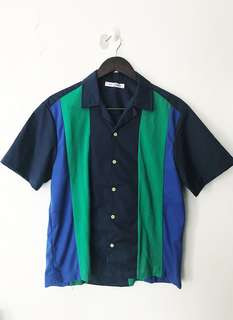 Graphic Cuban Shirt