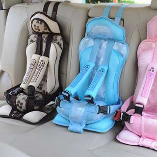Portable Car Safety Seat Kids Car Seat 25kg Car Chairs for Children Toddlers Car Seat