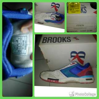 Brooks Fusion