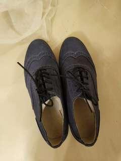 全新女裝紳士鞋 36.5 shoes