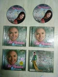 CD Siti Nurhaliza Sahmura