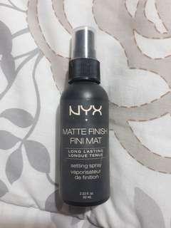 NYX Setting Spray #kanopixcarousell