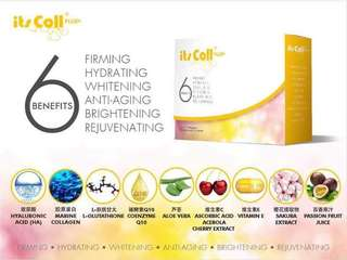 3 @ Itscoll Plus Collagen