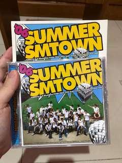Cd Summer SM Town