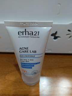 Erha 21 acne care lab - Sun Friendly spf30