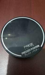 Pressed Powder Face Recipe