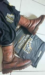 Docmart ZIPPO POCKET rare item vintage boots