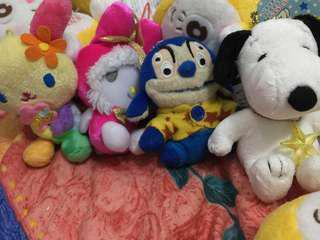 Toy(4隻)