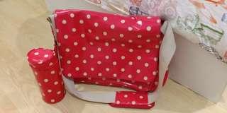 Cath kidston (diaper bag)