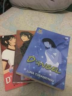 Teenlit D'Angel Series (Lengkap) #kanopixcarousell