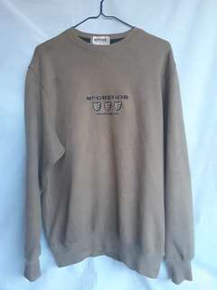 Mc Cregor Sweater only 150k NEGO!