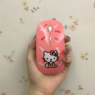 🚚 無線滑鼠