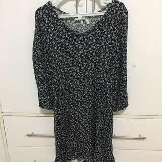 MUDD Floral Dress