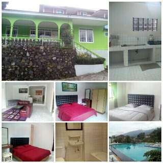 Sales villa and property