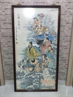 八仙过海 the eight immortals