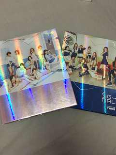TWICE SIGNAL ALBUM MIX & MATCH