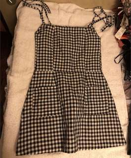 Lola and Daisies gingham dress