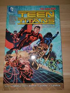 Teen Titans New 52 - Volume 2 The Culling