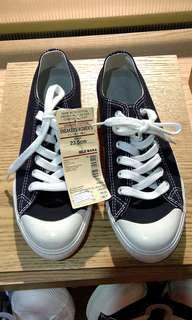 Bunga 0% Muji Sneakers women's Navy Kredit Tanpa CC