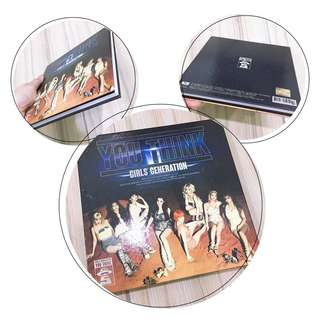 [FreePostage] Girl's Generation You think Album