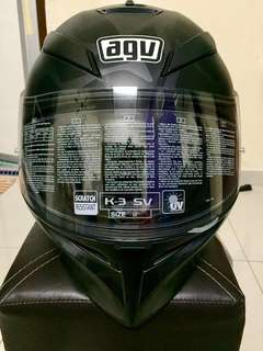 AGV K3 Full Face Helmet