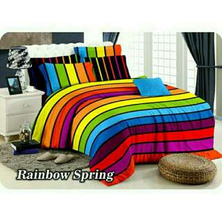 Sprei fata Rainbow uk king