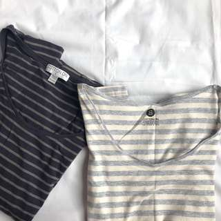 COTTON ON Striped Long Sleeve
