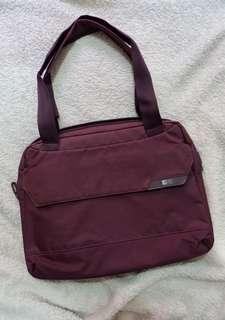 "Purple Laptop Bag (Fits even Macbook 15"")"