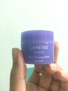 Laneige - Water Sleeping Mask Lavender