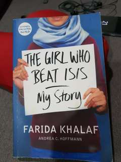 🚚 The Girl who beat ISIS