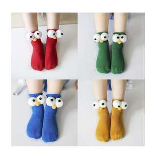 Elmo Socks