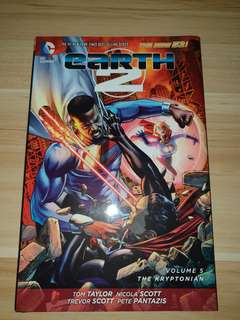 Earth 2 New 52 - Volume 5 The Krytonian