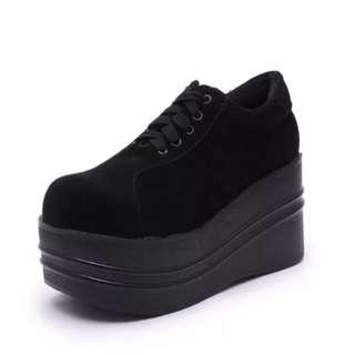 🚚 厚底鬆高鞋 厚底鞋