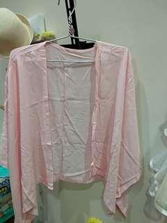 Cardigan Pink Muda