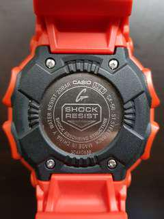 CASIO G-SHOCK KING