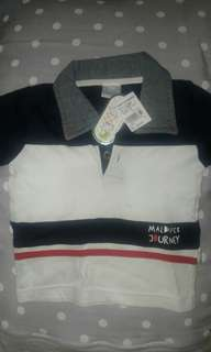 Polo Shirt Boys - Pipinko Sz M