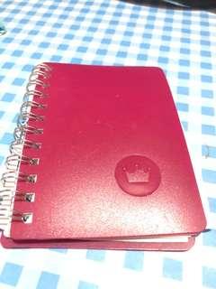 Notebook Daichi