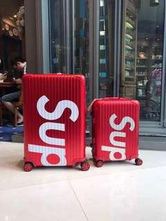 RIMOWA Supreme Luggage Bags