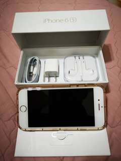 售 iPhone 6s 金色
