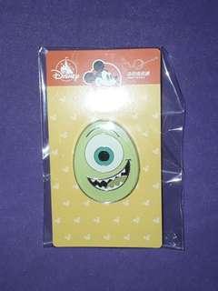 Disney Pin 迪士尼襟章 Pin Pins 襟章 花蛋 Easter Pin 大眼仔