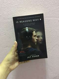 13 Reasons Why by Jay Asher