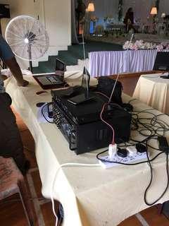 perkhidmatan dj & karaoke majlis perkahwinan
