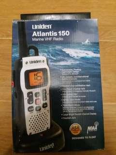 Marine VHF rafio