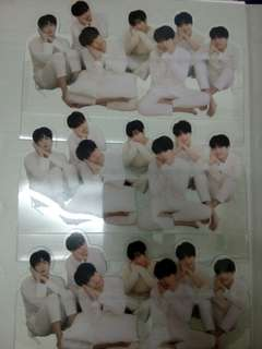 [WTS] BTS PHOTO STANDEE