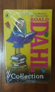 🚚 Roald Dahl 15 books Collection(*New*)