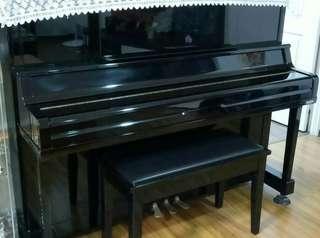 Yamaha Upright Acoustic Piano (UX10A)