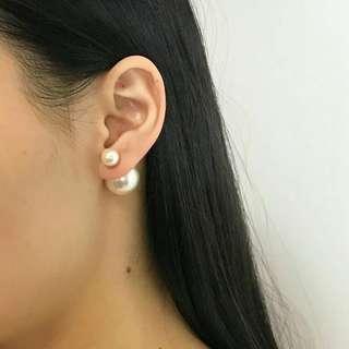 Dior 迪奧 時尚女士耳環 耳釘