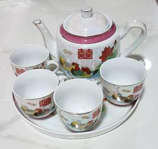 Chinese Tea Set Wedding